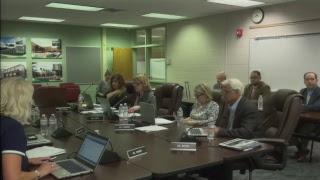 WJCC School Board Meeting from 5/2/17