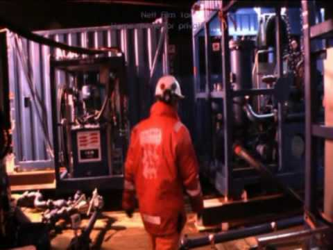 Work in nor sea on vessel Acergy Viking ( movie is divided in 3 parts.Number 2 of 3 )