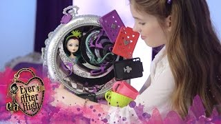 Way Too Wonderland and Raven Queen Playset – Instructional Video   Ever After High