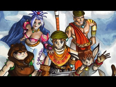 Let's Play Dark Cloud, Part 29 – Moon Ship…Hoh