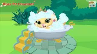 Let's Play Disney Games Princess Kitten Palace Pets Whisker Haven Barbie Games & Disney Game