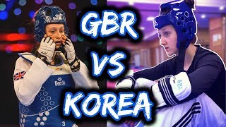KOREA TRAINING CAMP Taekwondo | Korea National TEAM SPARRING | Training CAMP | 2018