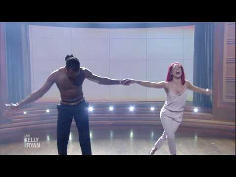 Josh Norman Dances and Talks 'Dancing with the Stars'