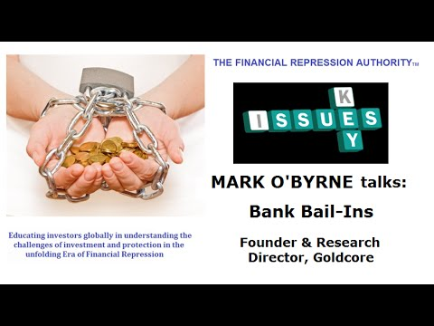 07-01-15 - BANK BAIL-INS  - w/ Goldcore's Mark O'Byrne