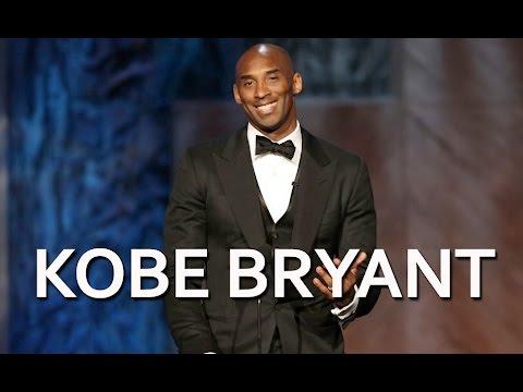 Kobe Bryant congratulates John Williams on being the
