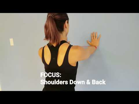 Resistance Band Exercises: Best Exercises for Shoulder Rehab and Scapular Stabilzation.