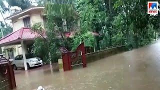 കോഴിക്കോടും മലപ്പുറത്തും ഉരുൾപൊട്ടൽ,താമരശേരി ചുരത്തില് വന്ഗതാഗതക്കുരുക്ക്   kozhikode rain  