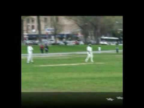 Columbia Cricket Club vs Stonly Brook - 2008
