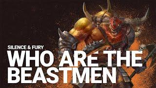 Who Are The Beastmen? | Total War: WARHAMMER II