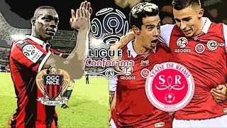 NICE - STADE DE REIMS | LIGUE 1 | JOURNÉE 1 | MATCH 4