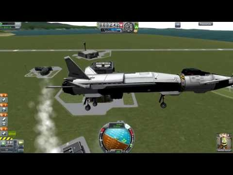 KSP - The Strikebreaker 21v (VTOL Fighter)