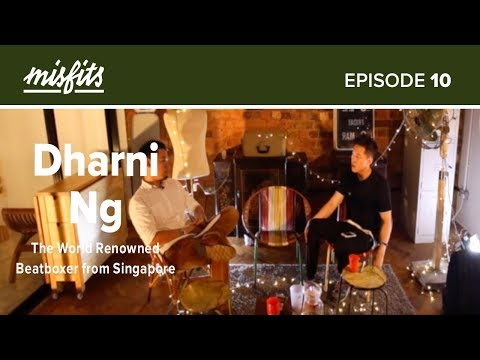 Dharni Ng (Full) | The World Renowned Beatboxer from Singapore