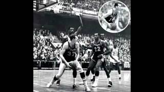 Bill Russell's 1961-1962 MVP Season