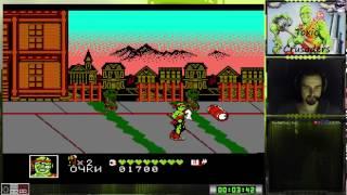 Toxic Crusaders прохождение 100%   Игра на (Dendy, Nes, Famicom, 8 bit) 1991. Live cтрим HD [RUS]