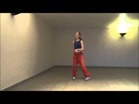 Danse - Pas de base modern hip hop