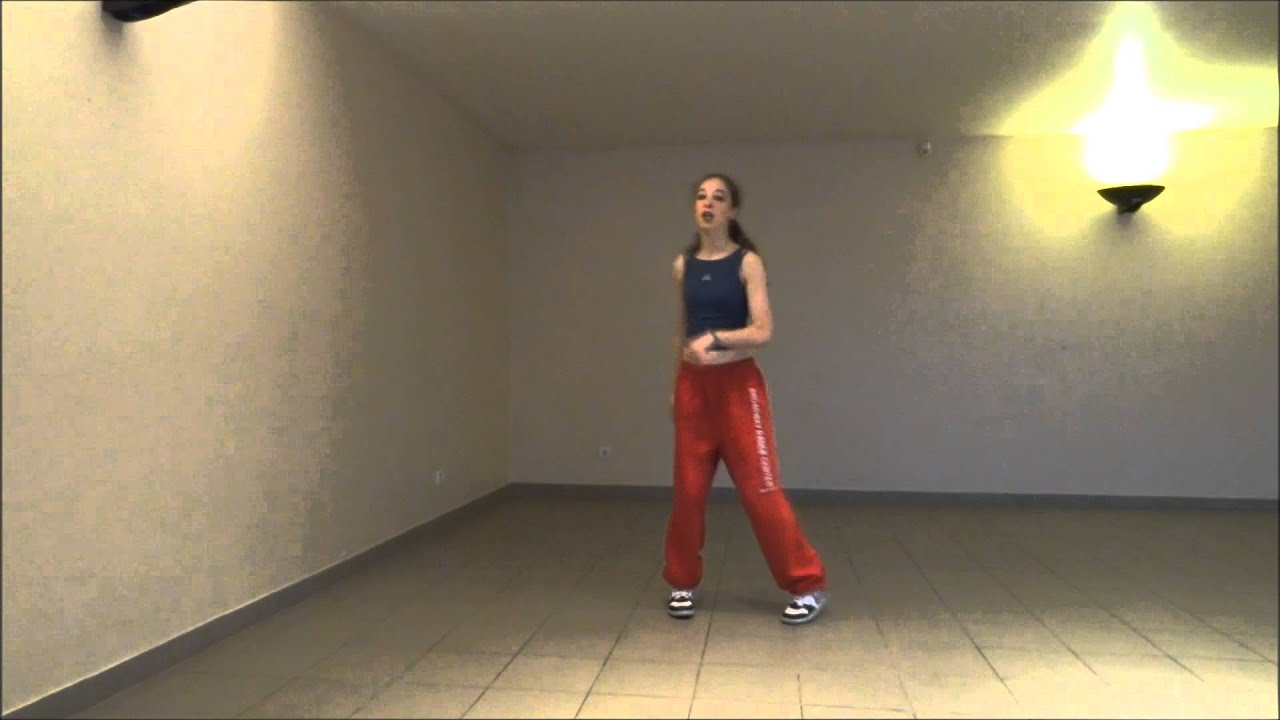 danse pas de base modern hip hop