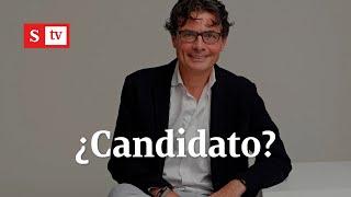 ¿Alejandro Gaviria será candidato presidencial del liberalismo?   Semana Noticias