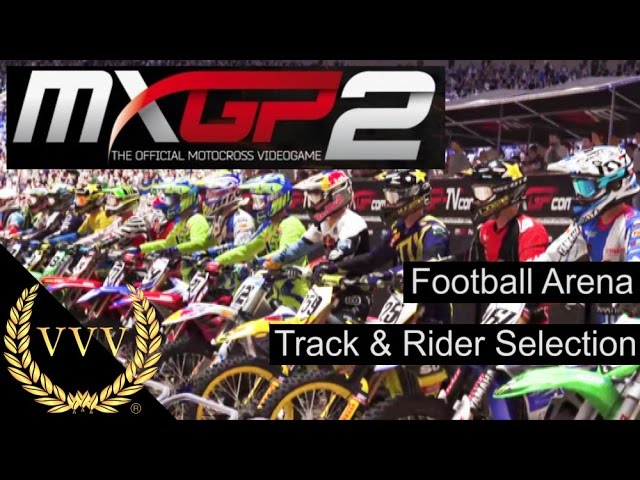 MXGP 2 PS4 Preview - Football Arena