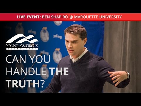Ben Shapiro LIVE at Marquette University