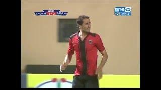 مصر المقاصة VS مصر FC ... اول ظهور لـ حسين حمدى مع FC مصر ويهدر فرصة التقدم