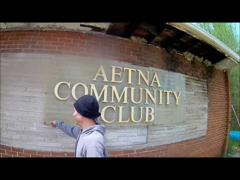 UrbEx Gary, Indiana  - The Notorious Aetna Street - Road to Destruction