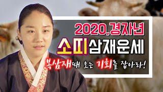 [신년운세] 2020년 경자년 소띠운세 / 복삼재의 주인공은!? [용한점집 하나보살]