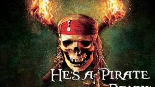 Download He's a Pirate - Tiesto radio edit MP3 song and Music Video