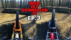 WER IST SCHNELLER ?! | Ep.3 | Hometrail #1