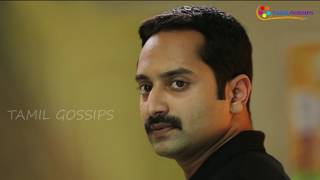 """i never see a person like this "" – Fahad Fazil"