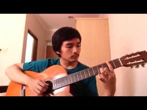 RAN - Dekat di Hati (solo guitar)