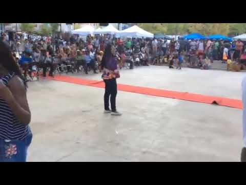 SE BEBEY BASS PERFORM@PAN AFRICAN FESTIVAL-USA 2017