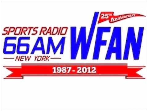 1994 Steve Somers Show WFAN Day After Rangers Devils, Game 7 Matteau!