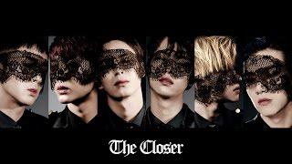 빅스(VIXX) - The Closer 무대 교차편집