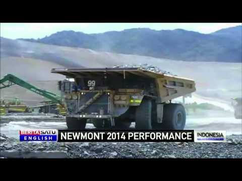 US Mining Giant Newmont Reports Growth in Indonesian Gold Exports Despite 2014 Setbacks