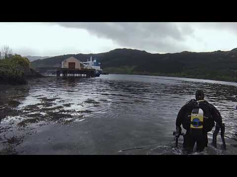 A Frames Loch Long with GoPro and Knog