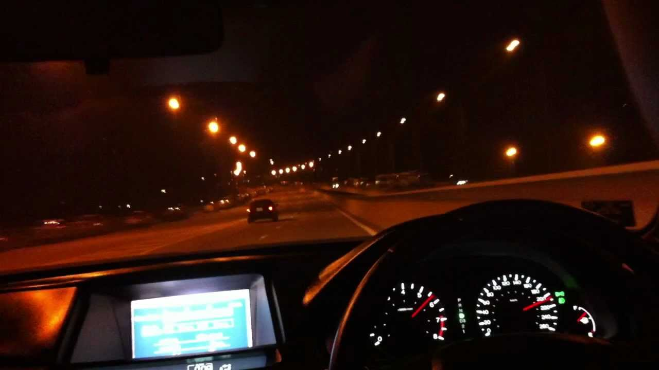 Honda Accord 2 0 Cp1 0 210 Km H Top Speed Youtube