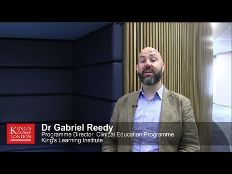 Clinical Education - Programme Overview