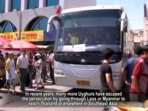 Regime Shot and Killed a Uyghur Extremist