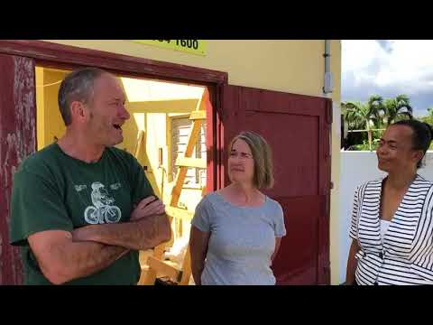 Anguilla Guests Give Back  - Tender Loving Care Home for the Elderly