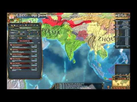 EU IV: Westernizing Hindustan Day 8 Pt 2 of 3