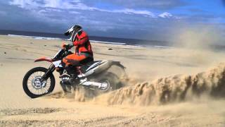 Review KTM690 - First Impressions - handling