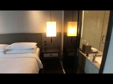 Bangkok Marriott Marquis Queen 's Park 曼谷皇后公園萬豪酒店//cp值超高五星酒店《曼谷自由行EP9》