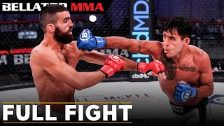 Full Fight | Emmanuel Sanchez vs. Daniel Weichel | Bellator 252