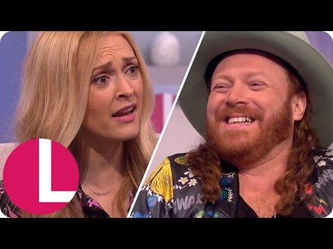Keith Lemon Gets on Fearne's Nerves! | Lorraine