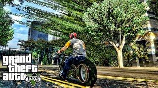 INCREIBLE!! LAS PLANTAS INVADEN LOS SANTOS!! GTA 5 PC MODS