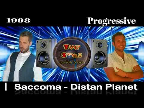 Saccoman - Distant Planet