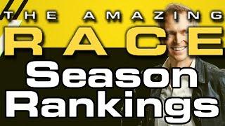 The Amazing Race (u.s.)   Season Rankings