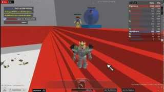 ROBLOX: Coolcop237 showing you a game called Kill the clones.