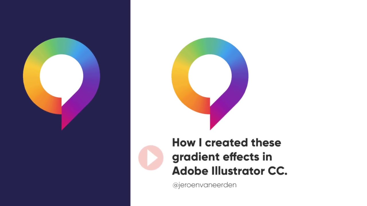 How to Create a Smooth Gradient Effect in Adobe Illustrator CC