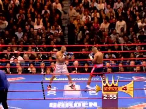 HBO Boxing Jones Jr vs Félix Trinidad MAIN EVENT 19.01.2008